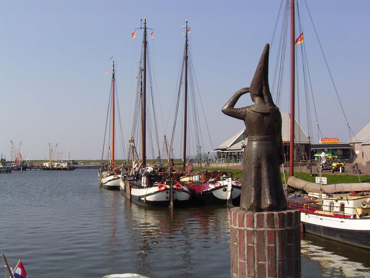 Stavoren haven ijselmeer
